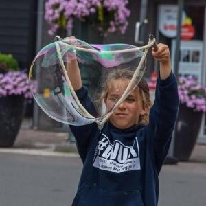Workshop reuzezeepbellen